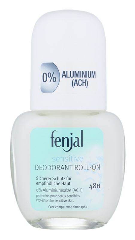 Fenjal Sensitive дезодорант кульковий для чутливої шкіри