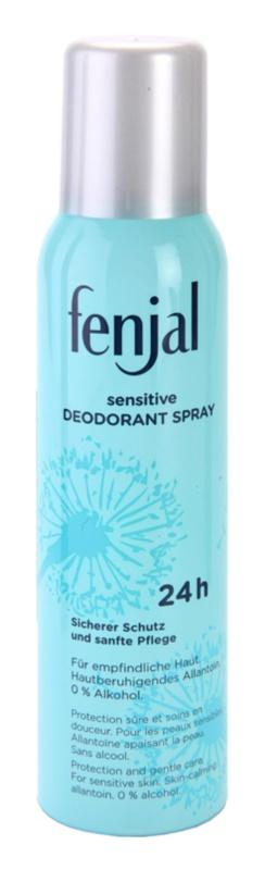 Fenjal Sensitive desodorizante em spray para pele sensível