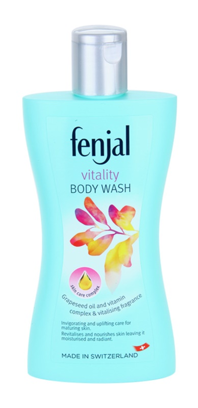 Fenjal Vitality revitalizačný sprchový krém