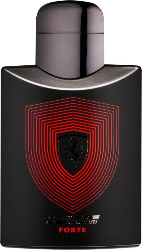 Ferrari Scuderia Ferrari Forte eau de parfum pentru barbati 125 ml