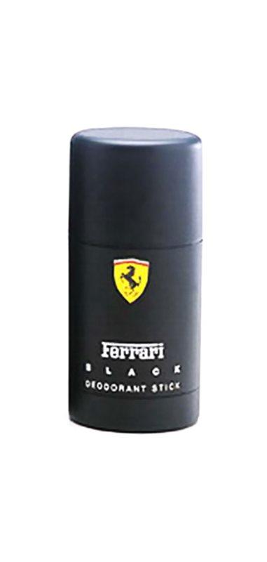 Ferrari Ferrari Black Deodorant Stick voor Mannen 75 ml