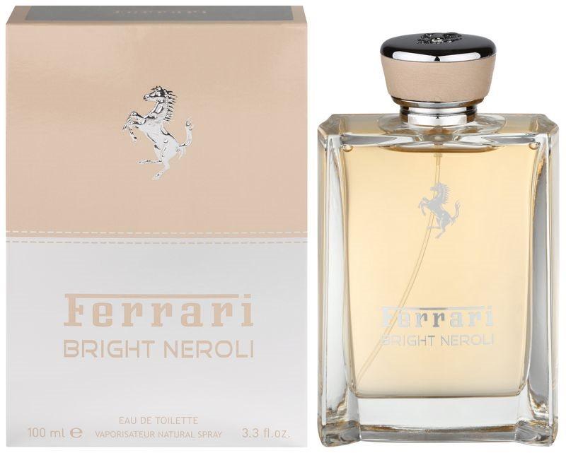 Ferrari Bright Neroli Eau de Toilette unisex 100 ml