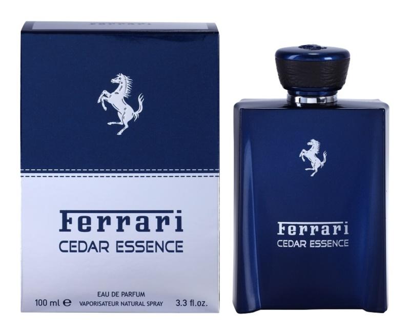 Ferrari Cedar Essence parfumska voda za moške 100 ml