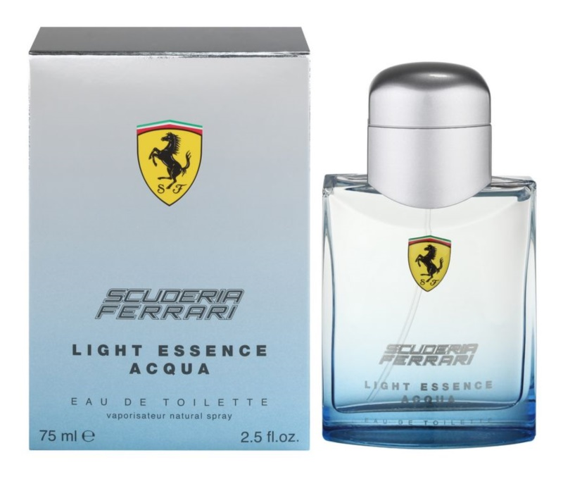 Ferrari Scuderia Ferrari Light Essence Acqua woda toaletowa unisex 75 ml