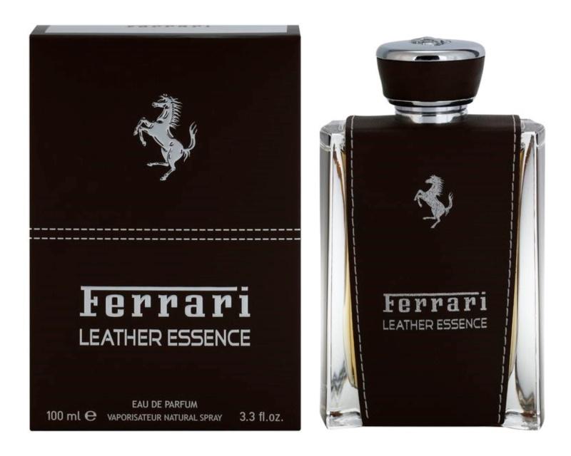 Ferrari Leather Essence Eau de Parfum für Herren 100 ml