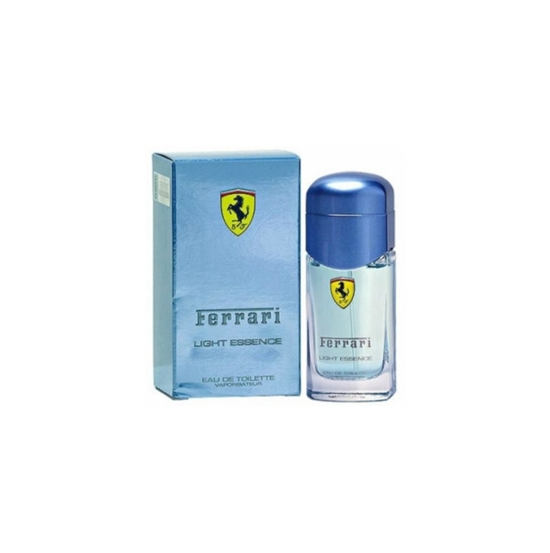 Ferrari Ferrari Light Essence Eau de Toilette voor Mannen 125 ml