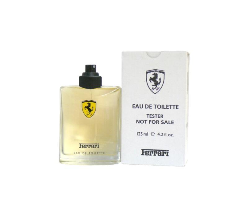 Ferrari Ferrari Red eau de toilette teszter férfiaknak 125 ml