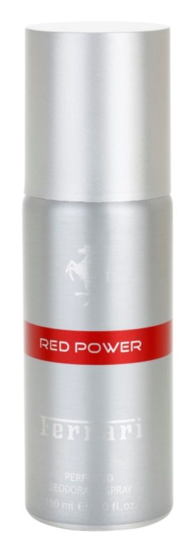 Ferrari Ferrari Red Power Deo Spray voor Mannen 150 ml