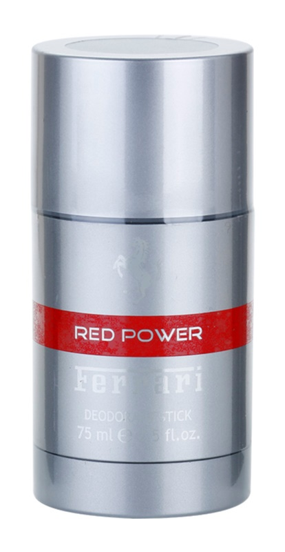 Ferrari Ferrari Red Power Deodorant Stick for Men 75 ml