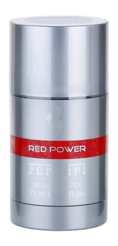 Ferrari Ferrari Red Power dezodorant w sztyfcie dla mężczyzn 75 ml