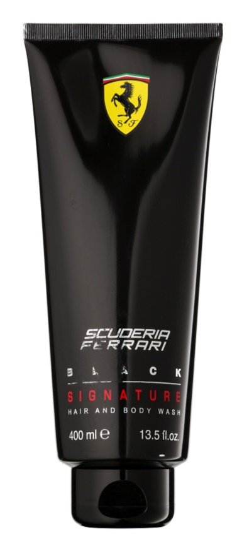 Ferrari Scuderia Ferrari Black sprchový gél pre mužov 400 ml