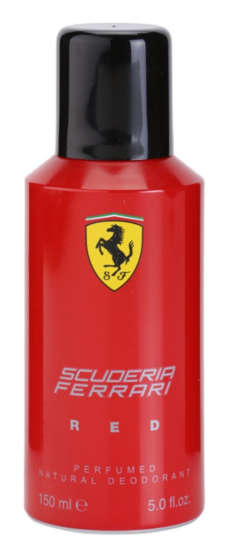 Ferrari Scuderia Red Deo Spray for Men 150 ml