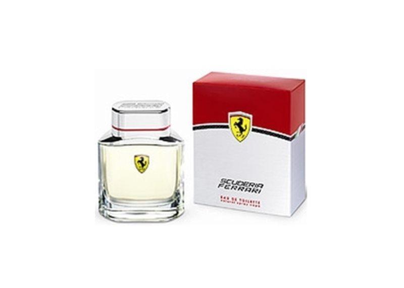 Ferrari Scuderia Ferrari eau de toilette férfiaknak 125 ml