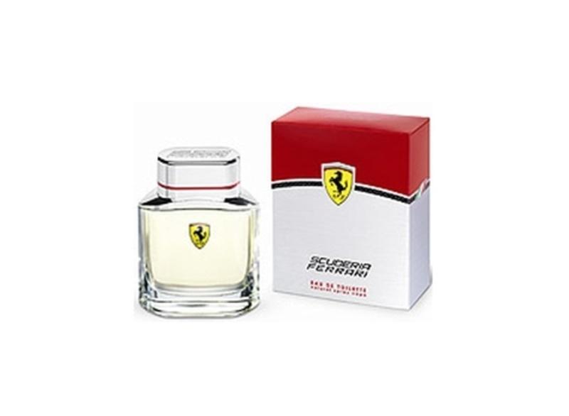 Ferrari Scuderia Ferrari eau de toilette para hombre 125 ml