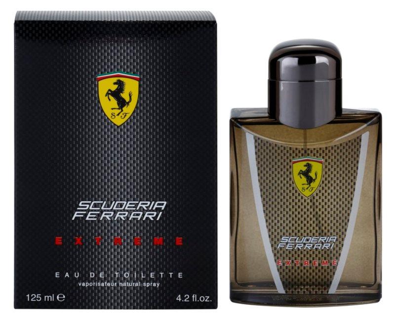 Ferrari Scuderia Ferrari Extreme toaletna voda za moške 125 ml