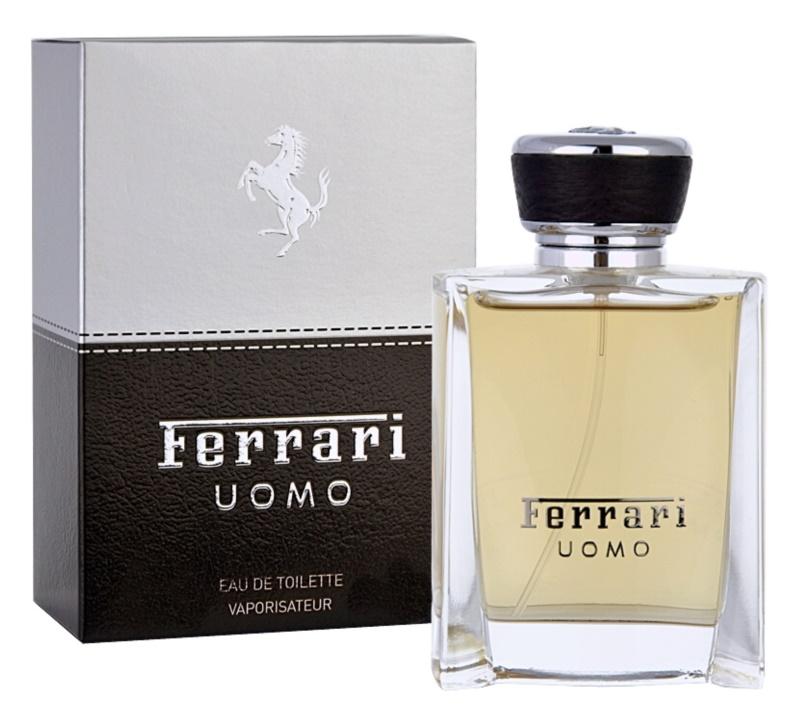 Ferrari Ferrari Uomo eau de toilette pentru barbati 100 ml