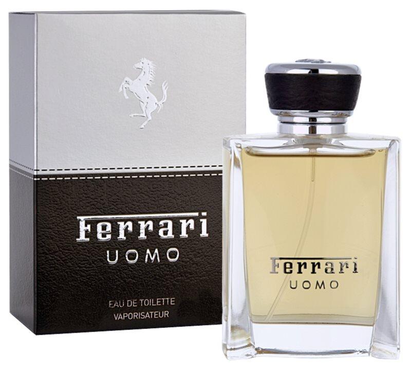 Ferrari Uomo Eau de Toilette for Men 100 ml