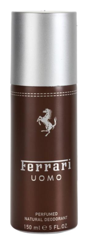 Ferrari Ferrari Uomo Deo Spray voor Mannen 150 ml