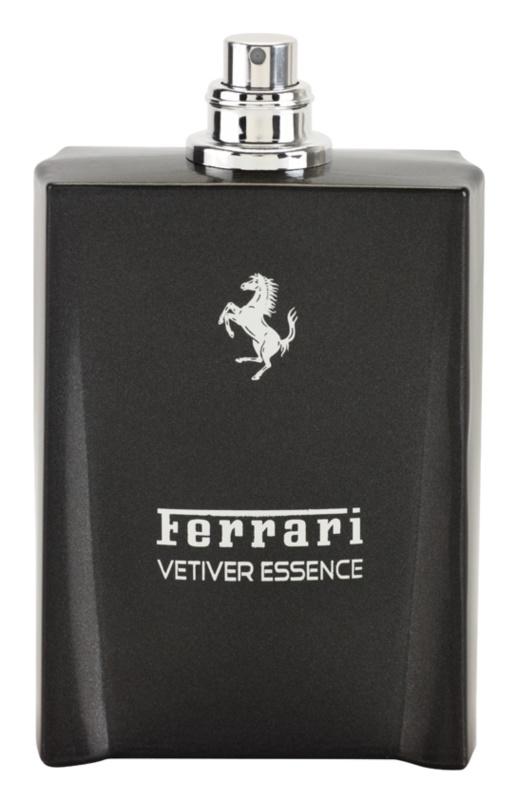 Ferrari Vetiver Essence eau de parfum teszter férfiaknak 100 ml