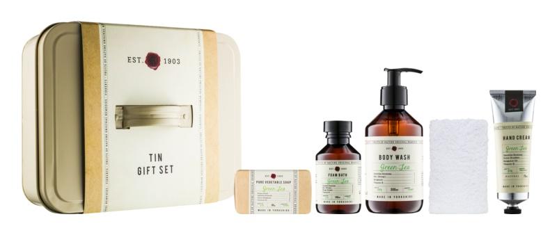 Fikkerts Fruits of Nature Green Tea Cosmetic Set I.