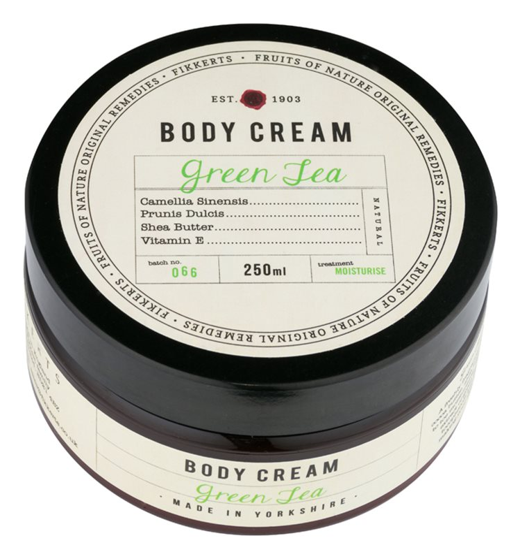 Fikkerts Fruits of Nature Green Tea crema corporal hidratante