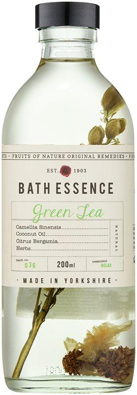 Fikkerts Fruits of Nature Green Tea esenta de ulei pentru baie