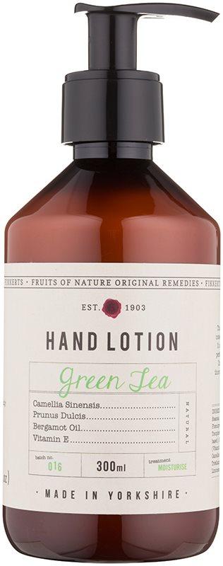 Fikkerts Fruits of Nature Green Tea Lotiune pentru maini hidratanta