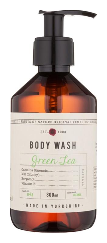 Fikkerts Fruits of Nature Green Tea Gel de duș