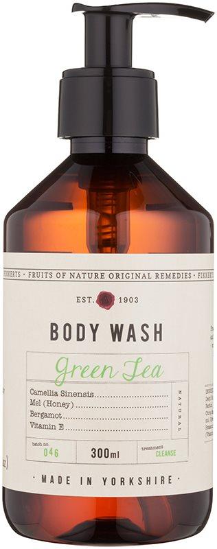 Fikkerts Fruits of Nature Green Tea gel za prhanje