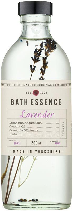 Fikkerts Fruits of Nature Lavender olejek do kąpieli