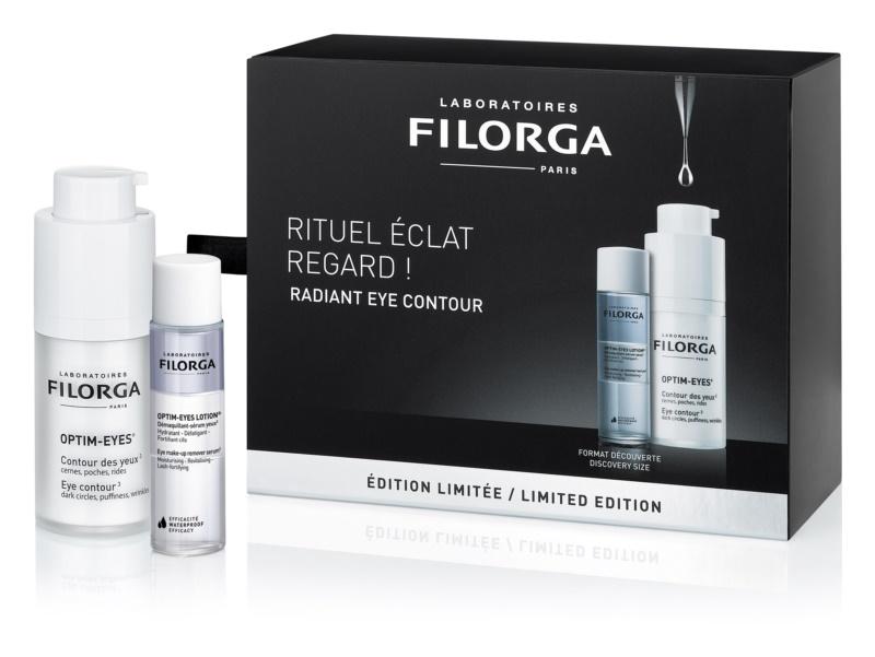 Filorga Radiant Eye Contour coffret cosmétique III.