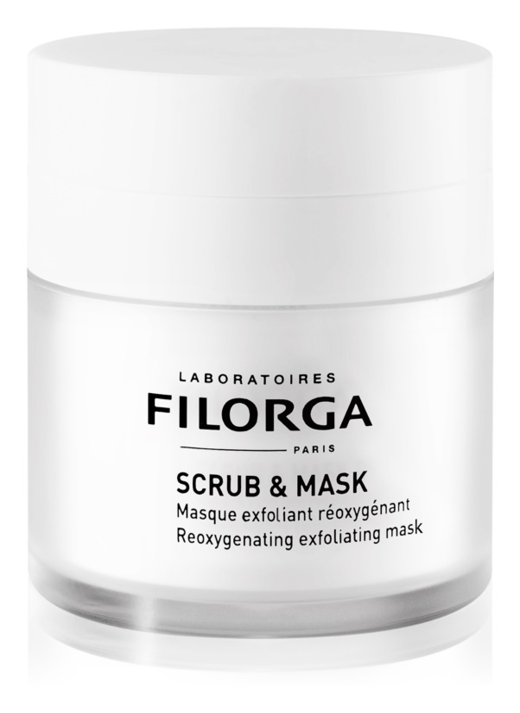 Filorga Scrub & Mask masque exfoliant oxygénant pour une régénération cellulaire