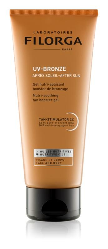 Filorga UV-Bronze gel calmant dupa expunere la soare