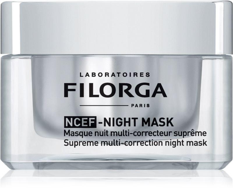 Filorga NCEF Night Mask Intensive erneuernde Maske für die Regeneration der Haut