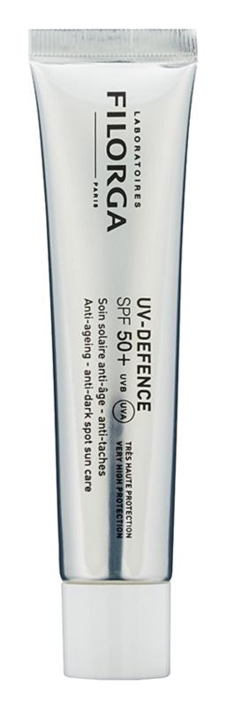 Filorga Medi-Cosmetique UV-Defense soin anti-âge et anti-taches pigmentaires SPF50+