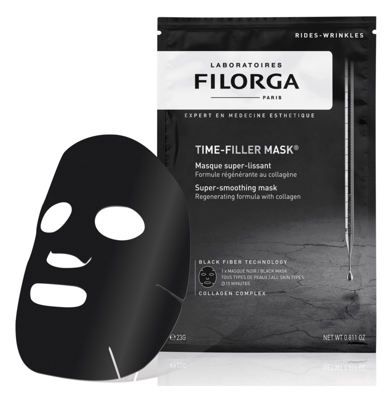 Filorga Time Filler Mask® máscara alisadora com colagénio