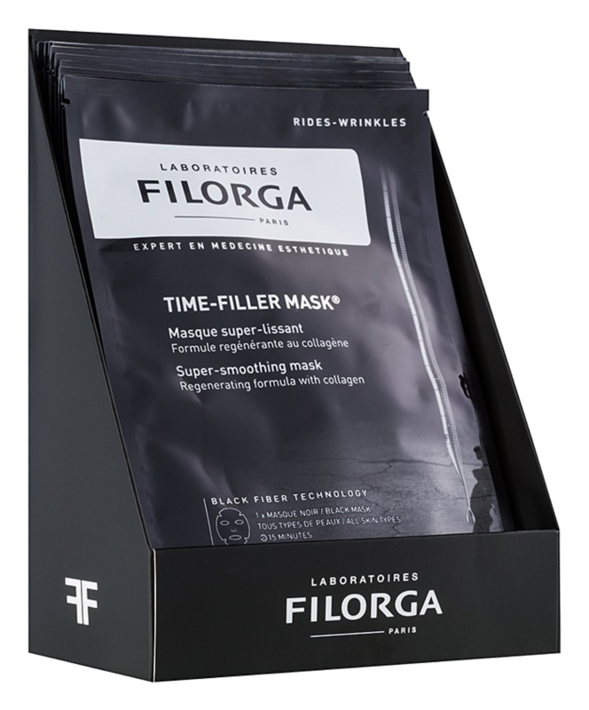 Filorga Time Filler Mask® masque lissant au collagène