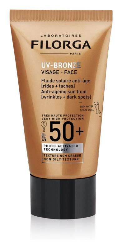 Filorga UV-Bronze fluide anti-rides SPF 50+
