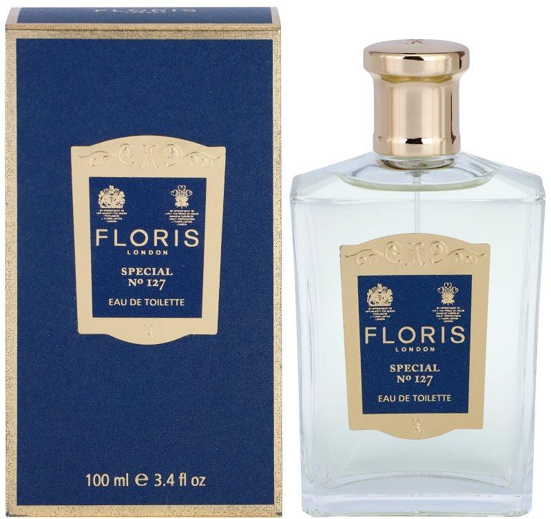 Floris Special No. 127 Eau de Toilette voor Mannen 100 ml