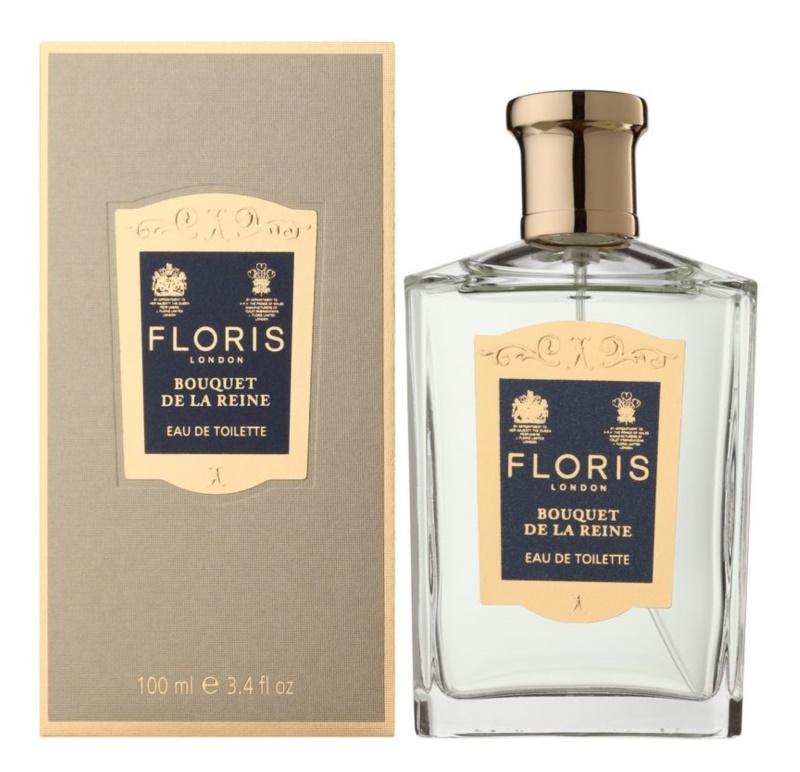 Floris Bouquet de la Reine Eau de Toilette para mulheres 100 ml