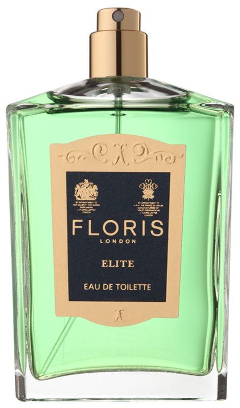 Floris Elite woda toaletowa tester dla mężczyzn 100 ml