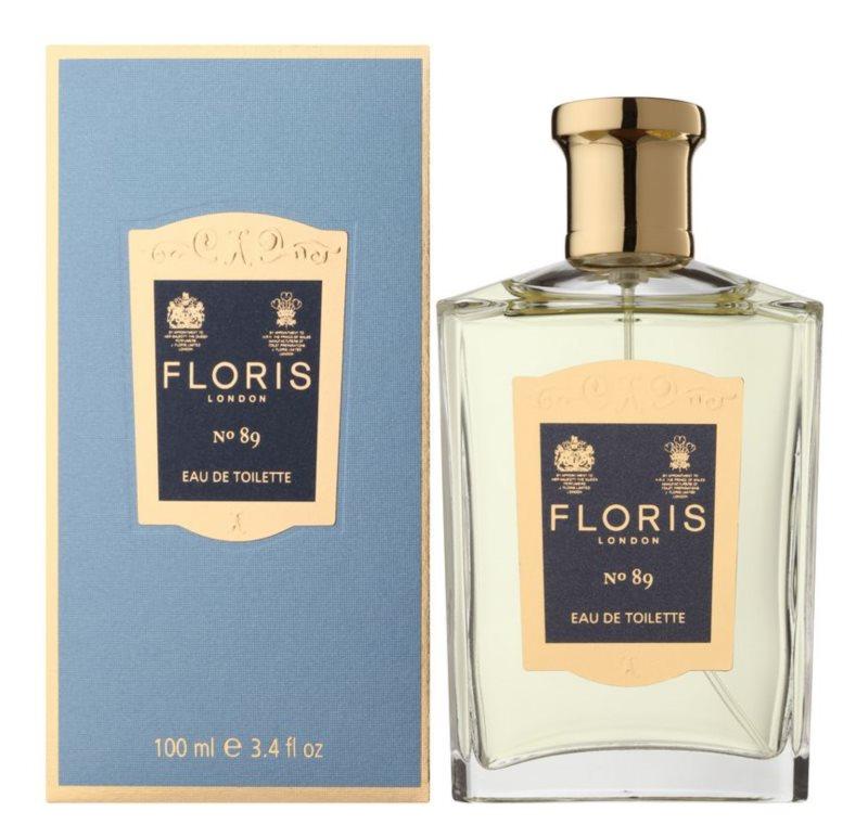 Floris No 89 Eau de Toilette for Men 100 ml