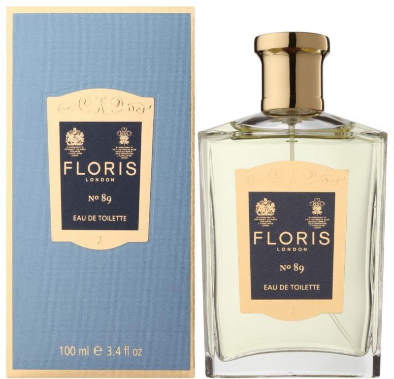 Floris No 89 Eau de Toilette Herren 100 ml