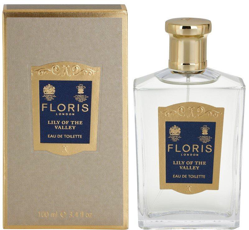 Floris Lily of the Valley Eau de Toilette für Damen 100 ml