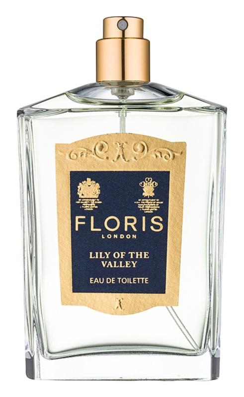 Floris Lily of the Valley eau de toilette teszter nőknek 100 ml