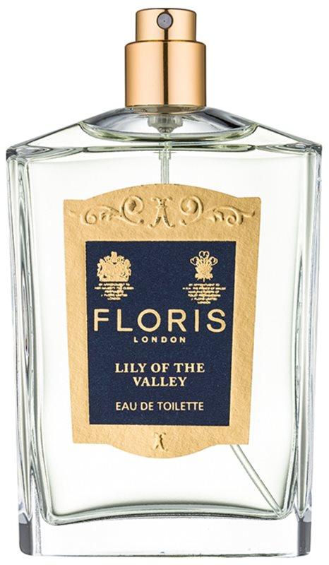Floris Lily of the Valley toaletná voda tester pre ženy 100 ml