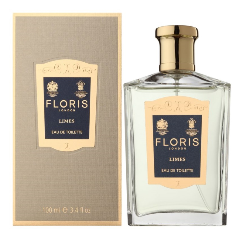 Floris Limes toaletna voda uniseks 100 ml
