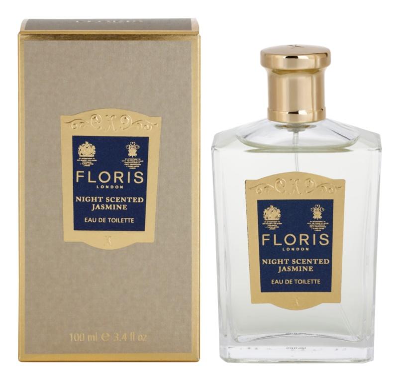 Floris Night Scented Jasmine Eau de Toilette für Damen 100 ml
