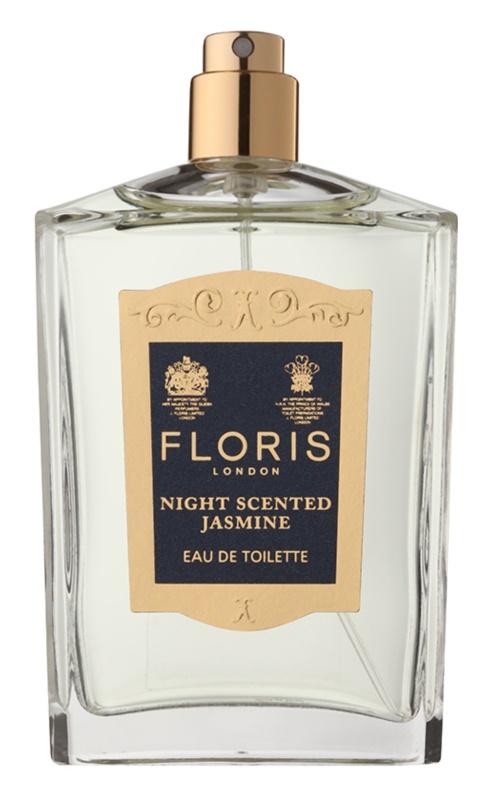 Floris Night Scented Jasmine туалетна вода тестер для жінок 100 мл