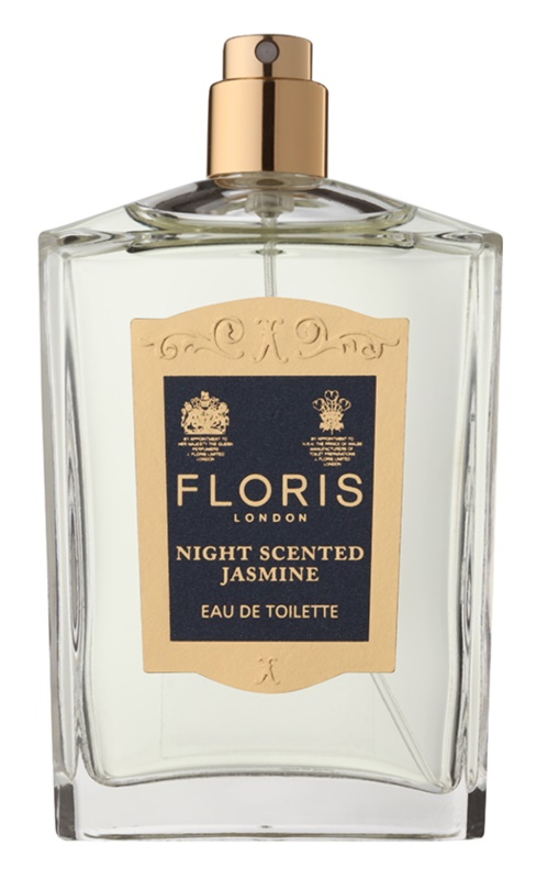 Floris Night Scented Jasmine eau de toilette teszter nőknek 100 ml
